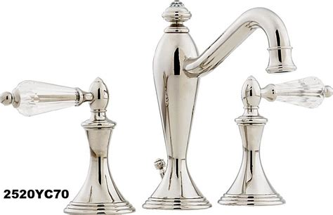 crystal bathroom faucets santec lear crystal faucets