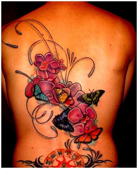 orchids tattoos designs 30 and beautiful orchid designs