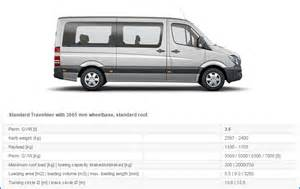 Mercedes Vito Specifications Mercedes Sprinter Traveliner Orwell Truck