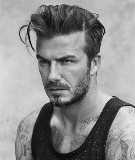 Beckham Hairstyles by David Beckham S Best Hairstyles And How To Get The Look