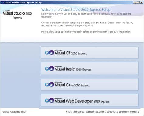 how to install and setup visual studio express 2013 9 steps indosan xp