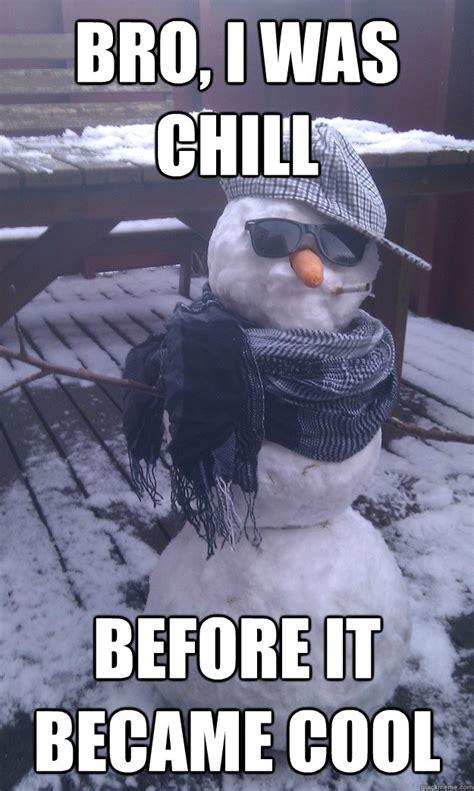 Snowman Meme - bob the hipster snowman memes quickmeme