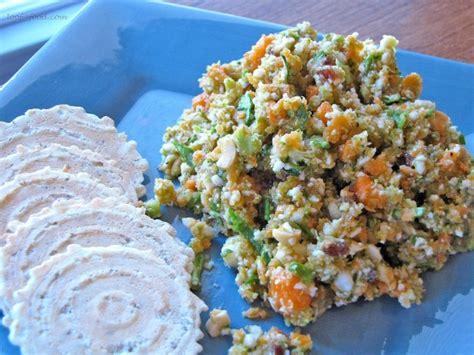 Detox Salad Recipe Currants Parsley by Detox Salad Recipe Genius Kitchen