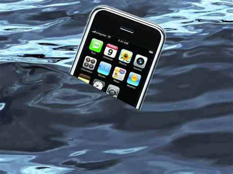 how to a water damaged iphone your mobile