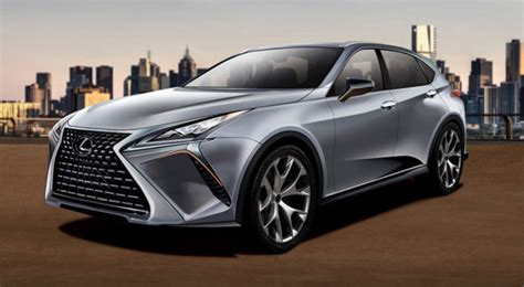 Lexus Is300h 2020 by Lexus Lf 1 Production Crossover To Debut In 2020 Lexus