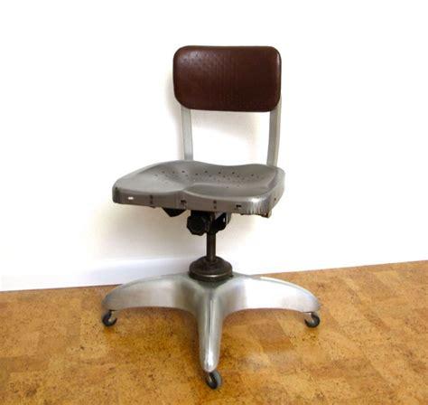 industrial metal desk chair vintage metal office chair image of industrial metal