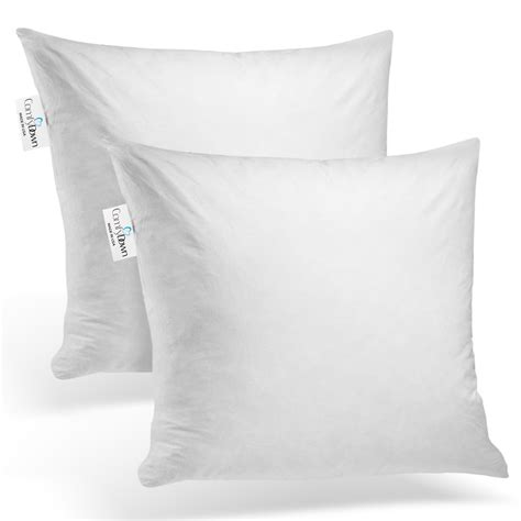 throw pillow inserts best in throw pillow inserts helpful customer
