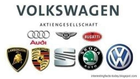 companies that volkswagen owns how many car brands does volkswagen own quora