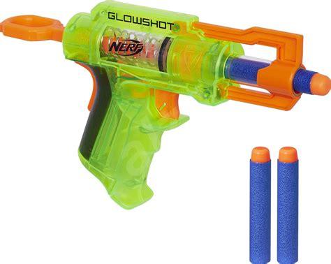 nerf toys nerf n strike glowshot shining gun alzashop