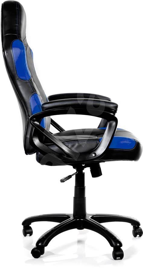 Arozzi Chair by Arozzi Enzo Blue Gaming Chair Alzashop