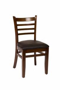 Dining Chairs Wooden Commercial Wooden Ladder Back Restaurant Dining Chair