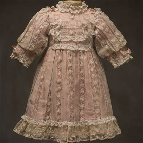jumeau antique dresses antique original dress fit