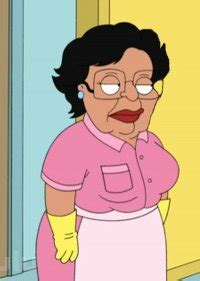 Family Guy Cleaning Lady Meme - consuela family guy wiki