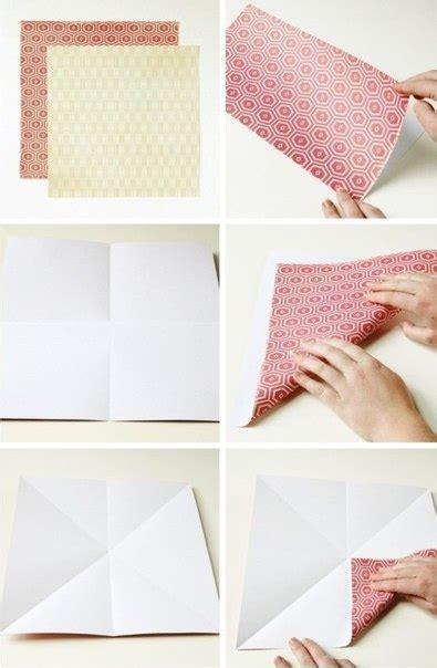 Origami Baket Bunga