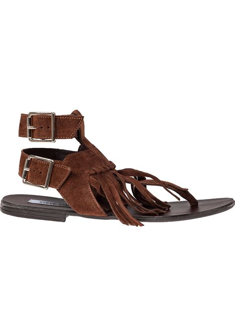 groundhog day adalah steve madden fringe sandal 28 images steve madden