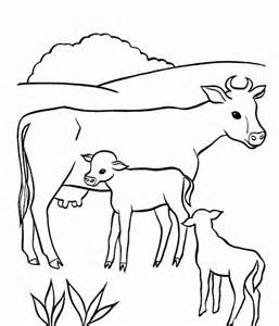 Cute Animal Coloring Pages » Simple Home Design