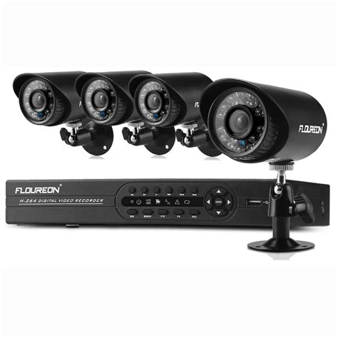 8ch 960h hdmi dvr outdoor home vision 900tvl cctv