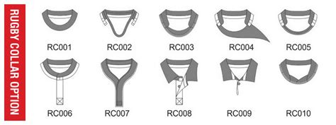 jersey design with collar rugby jersey rugby uniform rugby school uniform