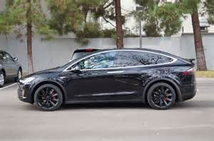 Tesla Modell X 2016 Tesla Model X 15 Things To About The Ev Cuv