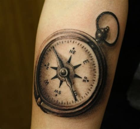 vintage compass tattoo antique compass designs