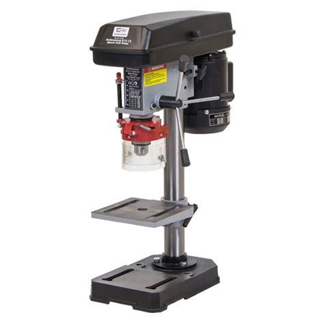 bench drilling machine sip 01700 b13 13 bench drilling machine 13mm chuck