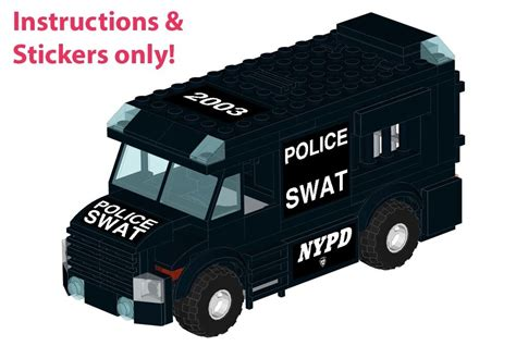 Swat Stickers
