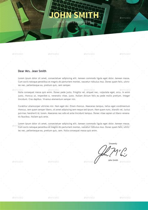 Business Justification Letter For Green Card resume and business card package by hlkn graphicriver