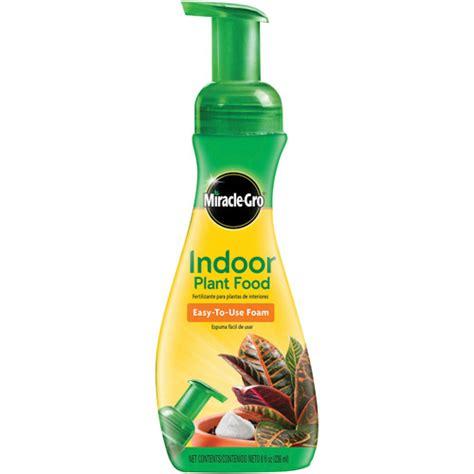 miracle gro indoor plant food 8 oz walmart com