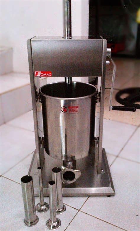 Mesin Pembuat Sosis Manual Ssf Sv7 mesin pembuat sosis bekasi mesin