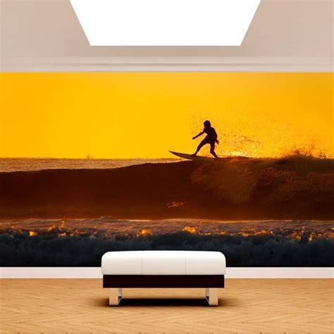 surfer wall mural surfer photo wall murals in the wave