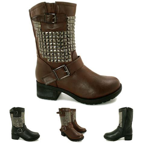 womens ankle biker boots 30 model ankle biker boots womens sobatapk com