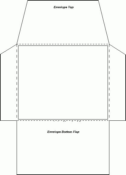 printable envelope template a4 paper easy envelope wedding crafts craftbits com