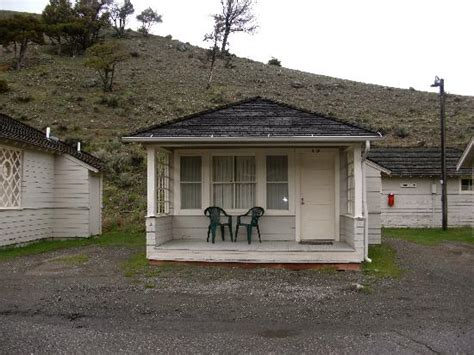 Mammoth Springs Hotel And Cabins Yellowstone National Park Wy by Cabins Together Picture Of Mammoth