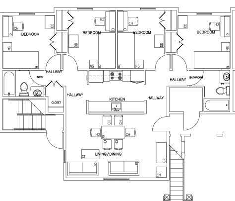 student housing plans liliore green rains houses student housing ranch pinterest student house