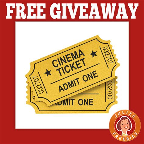 Free Ticket Giveaway - wonder woman sweepstakes julie s freebies
