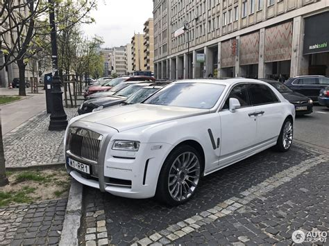 rolls royce ghost mansory rolls royce mansory white ghost ewb limited 29 april