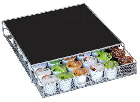 best k cup storage drawer 5 best storage drawer for 36 k cups great for any keurig