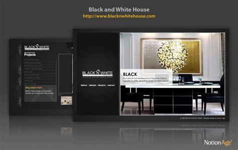 black n white house interior design black n white house notion age