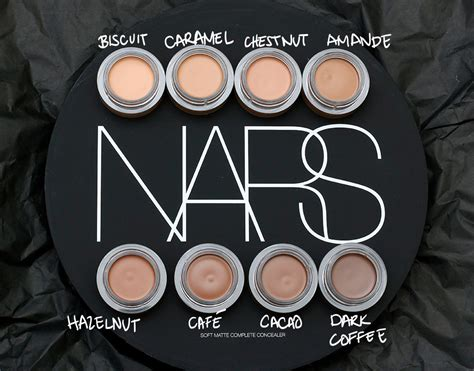 NARS Soft Matte Complete Concealer: A First Look   Makeup and Beauty Blog