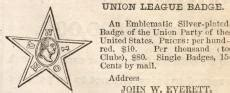 an extraordinary union the loyal league advertisements