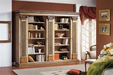 librerie in legno classiche librerie ufficio classiche maestosit 224 eleganza legno