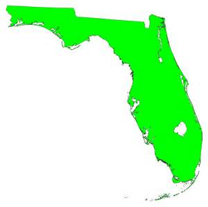 Florida Map Outline Png by File Flmap Outline Green Svg Wikimedia Commons