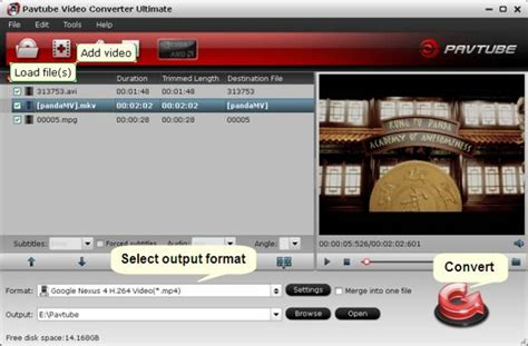 format converter nexus how to move transfer blu ray dvd hd movies to google lg