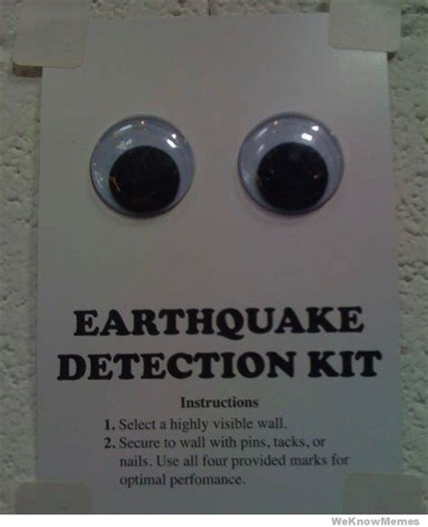 Hiddenpassageway by Earthquake Detection Kit Weknowmemes