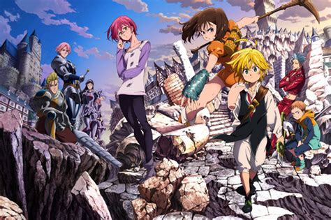 Deadly Impressions impressions seven deadly sins anime inferno