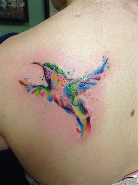 watercolor tattoos ma 1000 ideas about hummingbird watercolor on