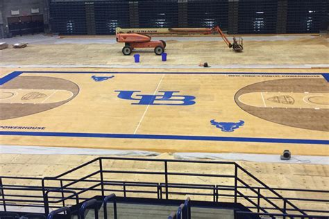 basketball court design electric fitting in house