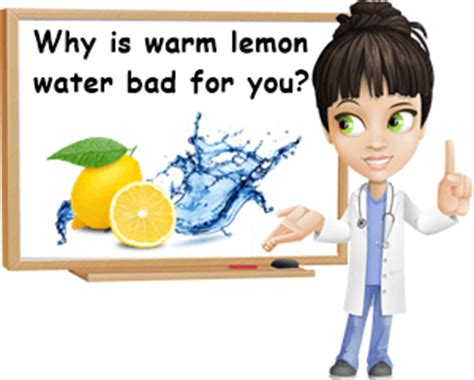 Is There Any Side Effects Of Detox Water by Lemon Water And The Liver Natureword