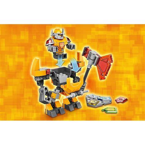 Lego 70365 Nexo Knights Battle Suit Axl lego nexo knights battle suit axl 70365