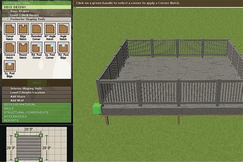 deck design software home depot design ideas